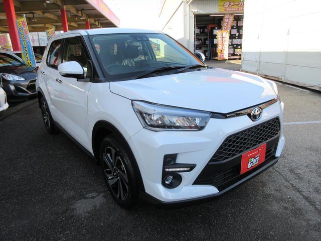 「トヨタ」「ライズ」「SUV・クロカン」「富山県」の中古車6