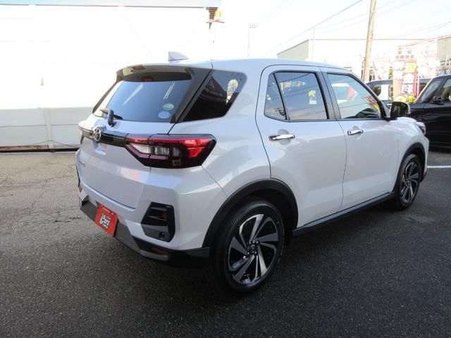 「トヨタ」「ライズ」「SUV・クロカン」「富山県」の中古車8
