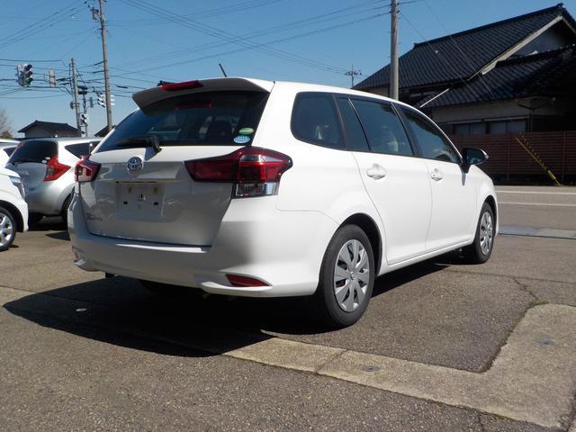 「トヨタ」「カローラフィールダー」「ステーションワゴン」「富山県」の中古車3