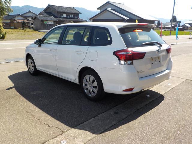 「トヨタ」「カローラフィールダー」「ステーションワゴン」「富山県」の中古車4