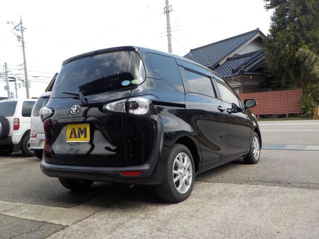 「トヨタ」「シエンタ」「ミニバン・ワンボックス」「富山県」の中古車3