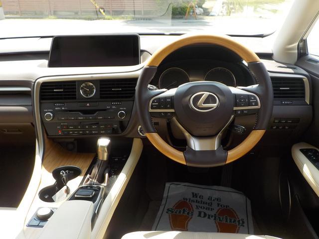「レクサス」「RX」「SUV・クロカン」「富山県」の中古車6