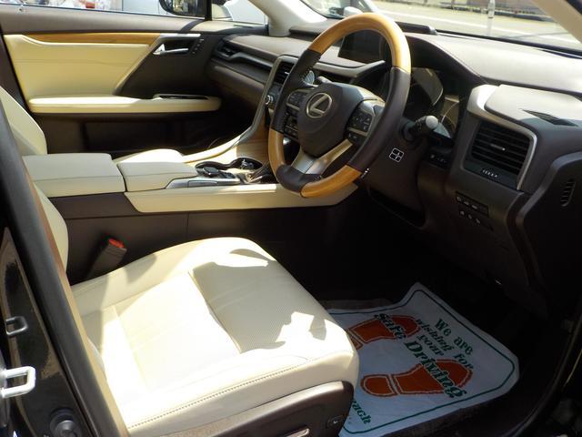 「レクサス」「RX」「SUV・クロカン」「富山県」の中古車7