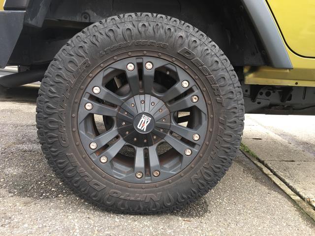 クライスラー・ジープ クライスラージープ ラングラーアンリミテッド X NEWソフトトップ 左ハンドル