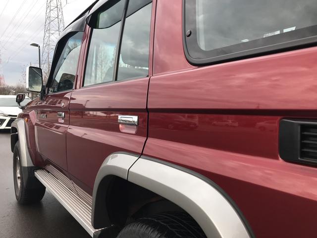 「トヨタ」「ランドクルーザー70」「SUV・クロカン」「富山県」の中古車11