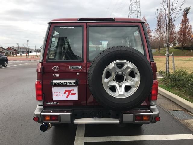 「トヨタ」「ランドクルーザー70」「SUV・クロカン」「富山県」の中古車17