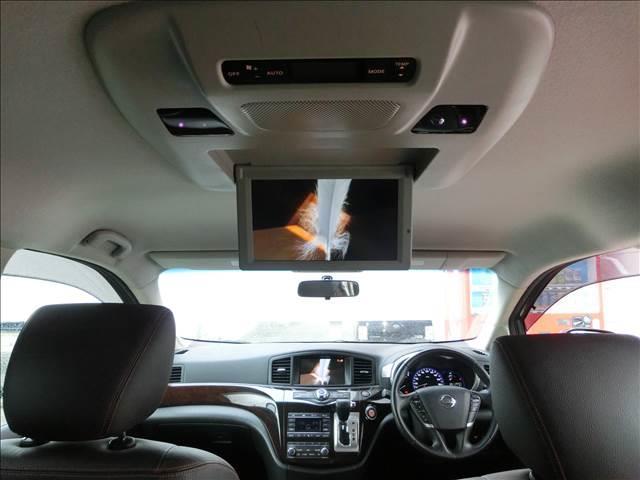 350ハイウェイスタープレミアム4WD本革HDDナビ後席M(10枚目)