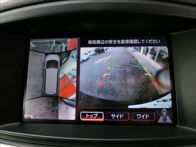 350ハイウェイスタープレミアム4WD本革HDDナビ後席M(18枚目)