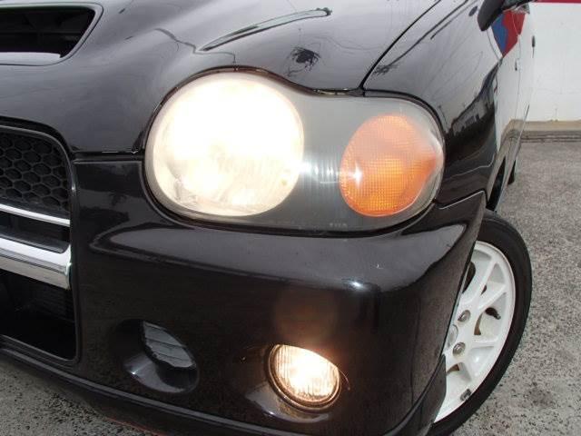 RS/Z 5MTフジツボマフラーHKSエアクリ4WD(10枚目)
