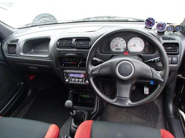 RS/Z 5MTフジツボマフラーHKSエアクリ4WD(11枚目)