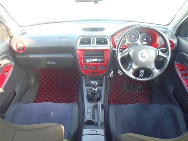 WRX S202 STiバージョン ルーフベンチレータ車高調(10枚目)