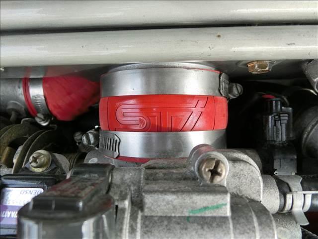 WRX S202 STiバージョン ルーフベンチレータ車高調(16枚目)