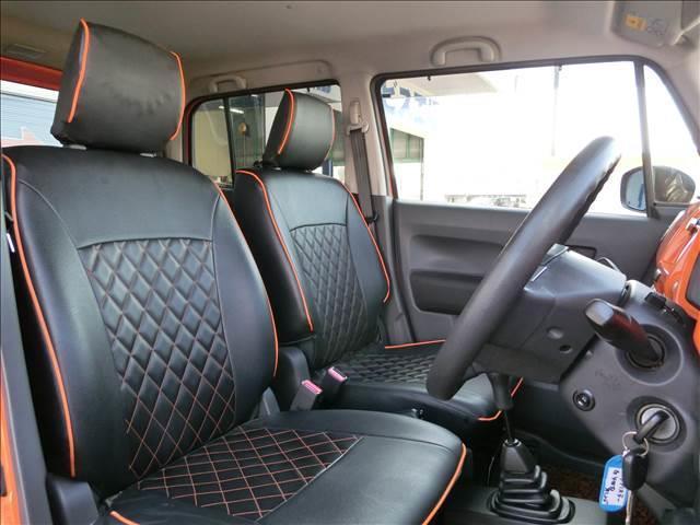 G4WD5速MTシートヒーター革調カバーETC外15AW(11枚目)