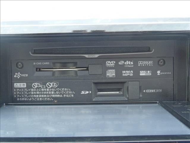 スーパーGLダークプライム4WD純正HDDナビTV両側Pスラ(15枚目)