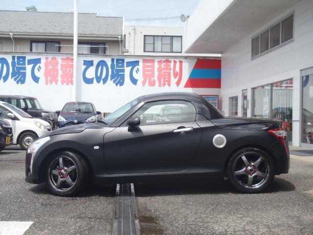 ローブ専用ラッピング塗装ロッソモデロ製マフラーTEIN車高調(3枚目)