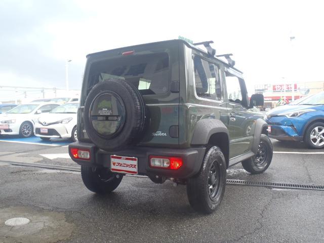 JL 4WDワンオーナープッシュスタートETCシートヒーター(4枚目)