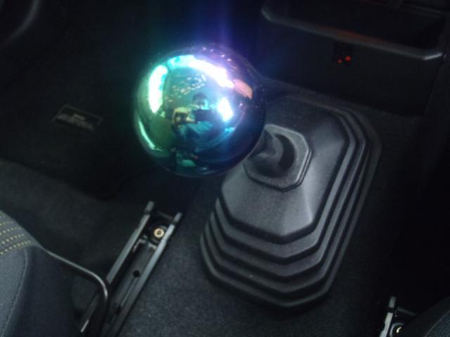 JL 4WDワンオーナープッシュスタートETCシートヒーター(13枚目)