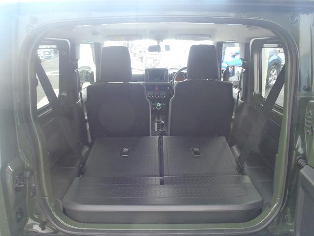 JL 4WDワンオーナープッシュスタートETCシートヒーター(19枚目)