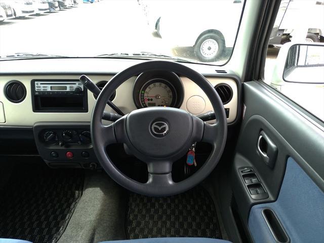 Gユーザー買取車ラパン仕様キーレスCDオーディオ社外アルミ(18枚目)