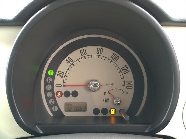 Gユーザー買取車ラパン仕様キーレスCDオーディオ社外アルミ(20枚目)