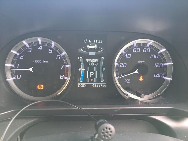 カスタムRSハイパー4WD純正フルセグSDナビ半革シート(21枚目)