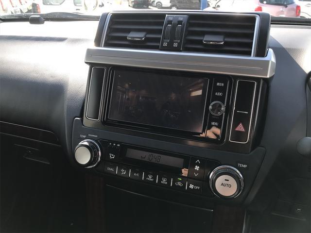 「トヨタ」「ランドクルーザープラド」「SUV・クロカン」「富山県」の中古車4