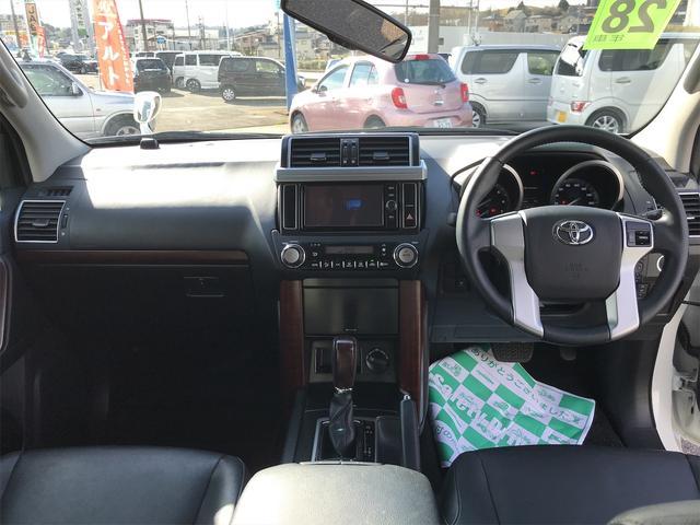 「トヨタ」「ランドクルーザープラド」「SUV・クロカン」「富山県」の中古車8