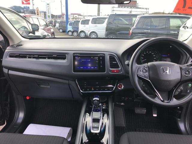 「ホンダ」「ヴェゼル」「SUV・クロカン」「富山県」の中古車9