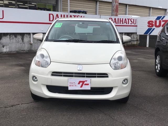 「トヨタ」「パッソ」「コンパクトカー」「富山県」の中古車3