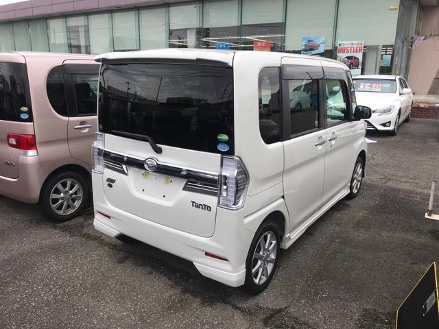 「ダイハツ」「タント」「コンパクトカー」「富山県」の中古車5