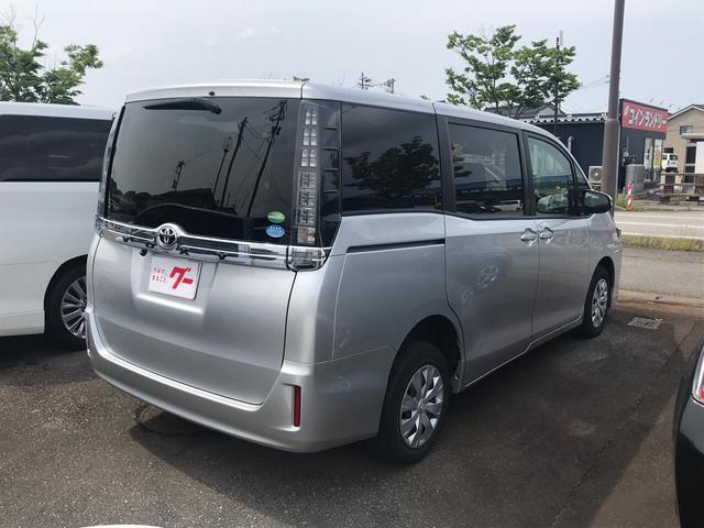 「トヨタ」「ヴォクシー」「ミニバン・ワンボックス」「富山県」の中古車5