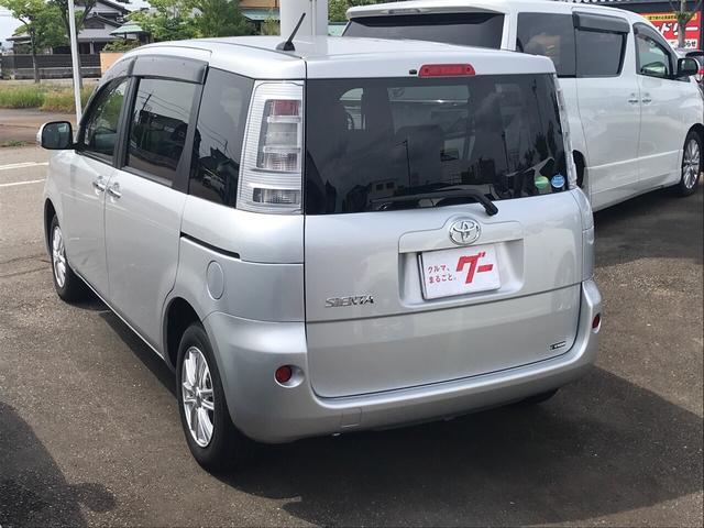 「トヨタ」「シエンタ」「ミニバン・ワンボックス」「富山県」の中古車7