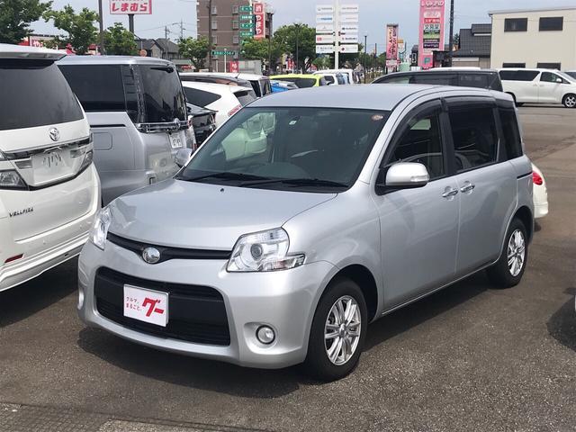 「トヨタ」「シエンタ」「ミニバン・ワンボックス」「富山県」の中古車21
