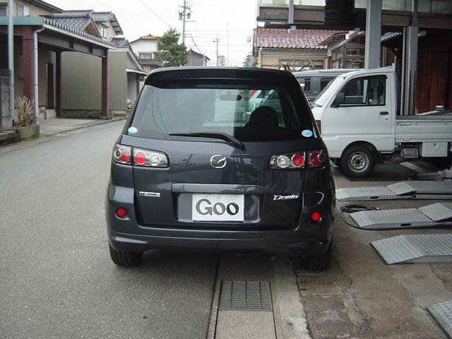 「マツダ」「デミオ」「コンパクトカー」「富山県」の中古車4