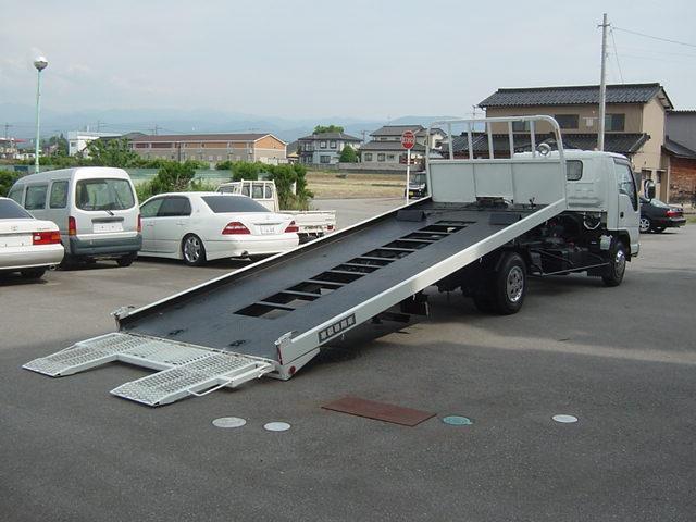 2t積載車セーフティローダー(10枚目)