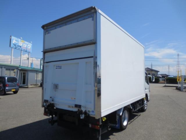 2t 冷蔵冷凍車ゲート付(4枚目)