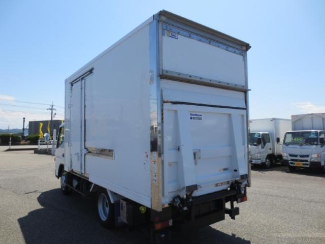 2t 冷蔵冷凍車ゲート付(5枚目)