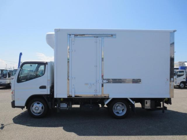2t 冷蔵冷凍車ゲート付(9枚目)