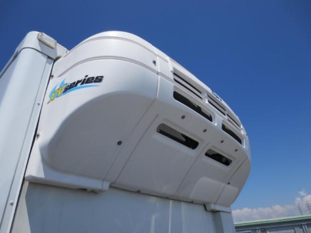 2t 冷蔵冷凍車ゲート付(13枚目)