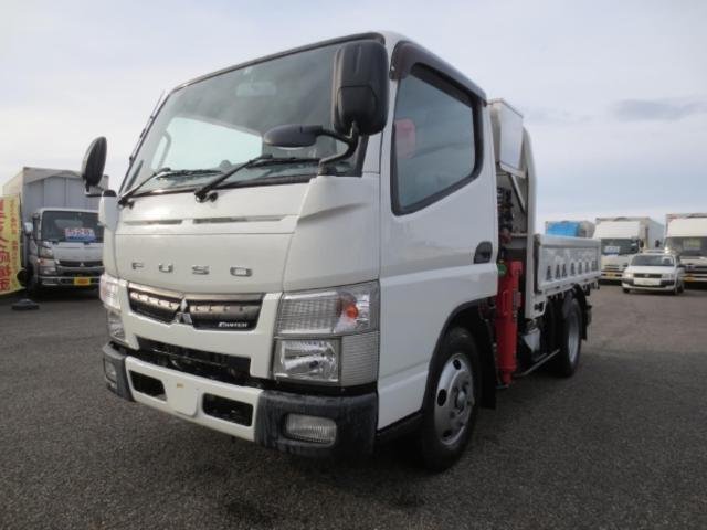 「その他」「キャンター」「トラック」「富山県」の中古車3