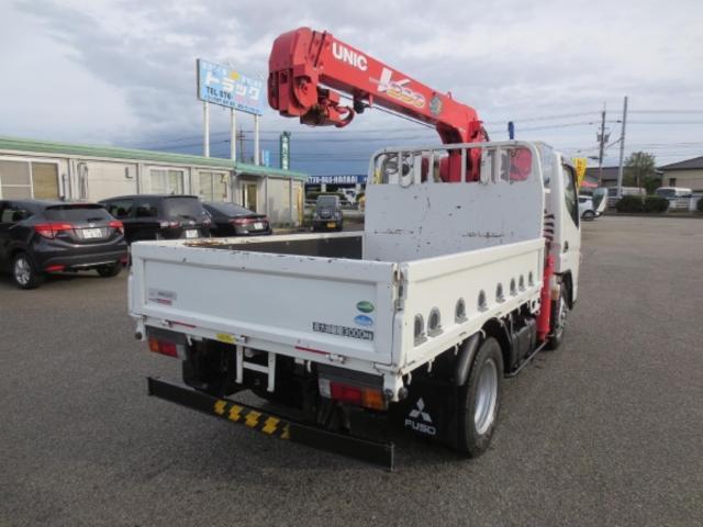「その他」「キャンター」「トラック」「富山県」の中古車4