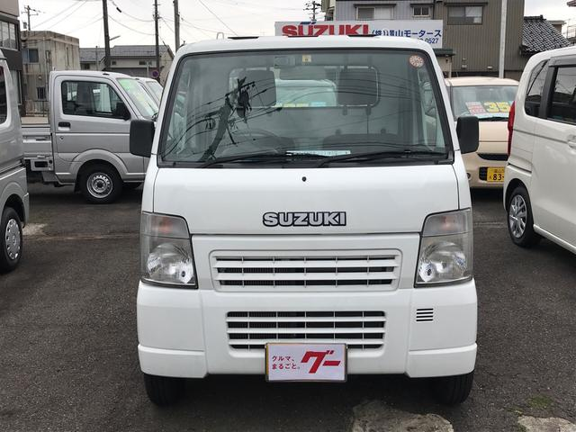 エアコン パワステ 4WD AC MT 軽トラック ETC(2枚目)