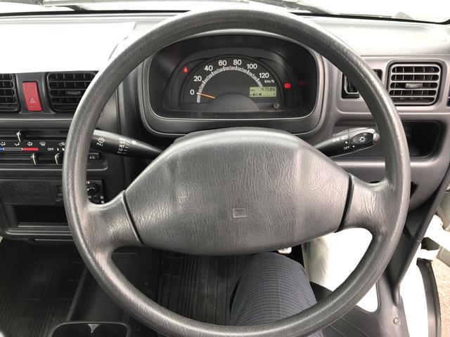 エアコン パワステ 4WD AC MT 軽トラック ETC(8枚目)