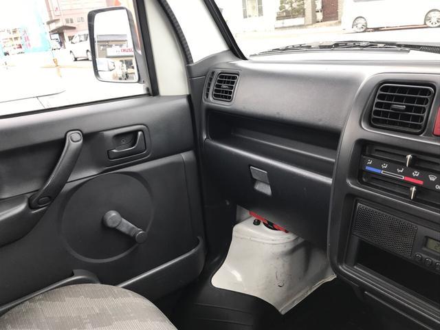 エアコン パワステ 4WD AC MT 軽トラック ETC(10枚目)