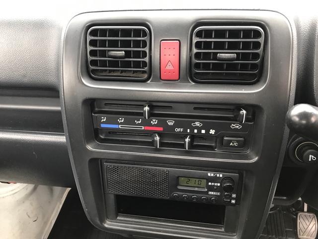 エアコン パワステ 4WD AC MT 軽トラック ETC(11枚目)