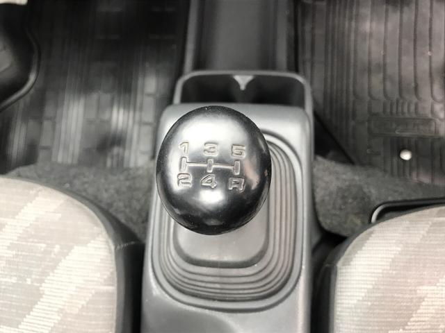 エアコン パワステ 4WD AC MT 軽トラック ETC(12枚目)