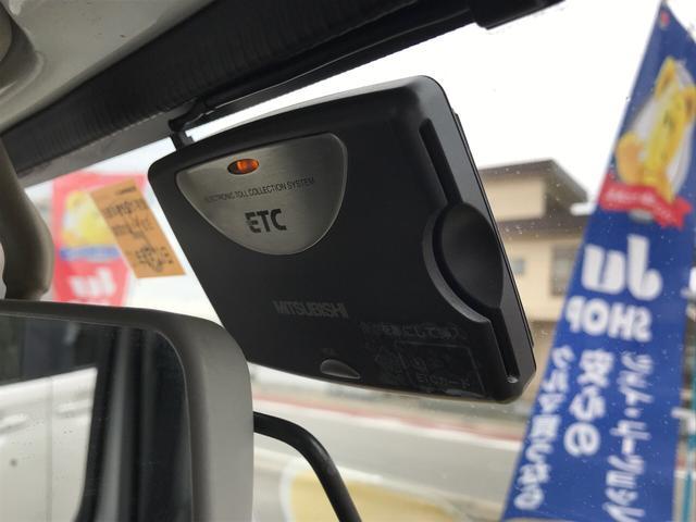 エアコン パワステ 4WD AC MT 軽トラック ETC(16枚目)