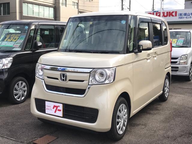 「ホンダ」「N-BOX」「コンパクトカー」「富山県」の中古車4