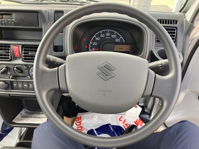 KCエアコン・パワステ 4WD 届出済未使用車 AC PS MT 修復歴無 衝突被害軽減システム(7枚目)