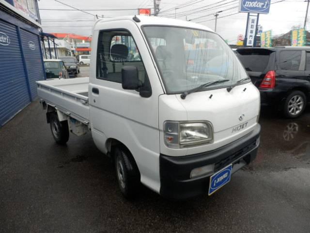 「ダイハツ」「ハイゼットトラック」「トラック」「富山県」の中古車3